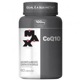COQ10 60 Caps - Max Titanium100mg
