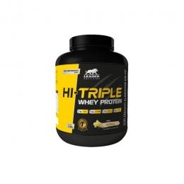 Hi Triple Whey Protein (1,8kg) - Baunilha
