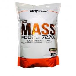Mass Foods 72.700 Refil (3kg) - Chocolate