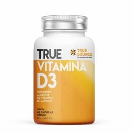 Vitamina D3 2000UI (60 caps)